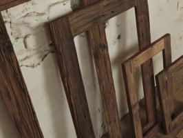 ramki drewniane