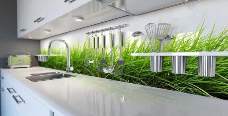 panele szklane do kuchni