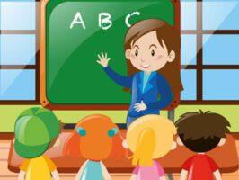 angielski dla dzieci w malych grupach
